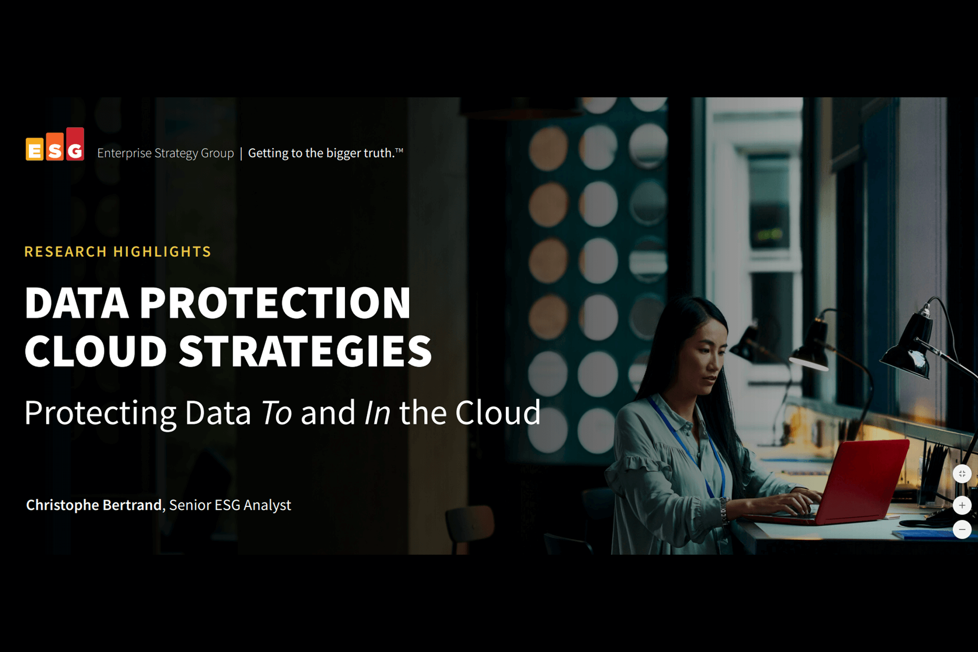 Data Protection Cloud Strategies