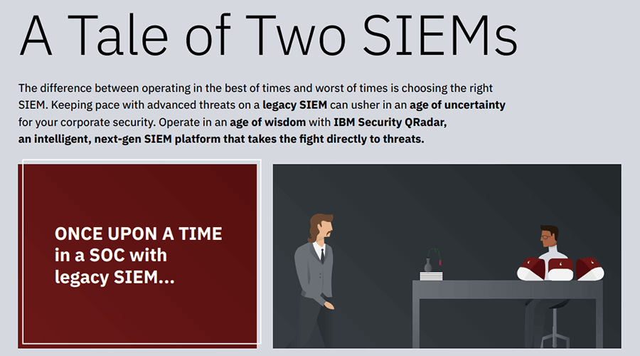 A Tale of Two SIEMs